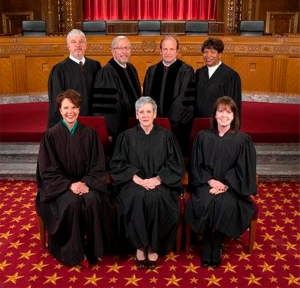 members of the Ohio Supreme Court